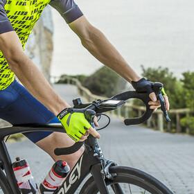 GripGrab ProGel Hi-Vis fietshandschoenen, fluo yellow